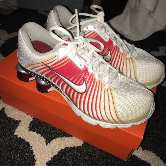 Womens Nike shox experience+ WITH BOX